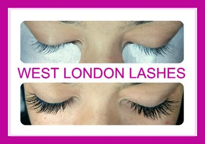 Individual Eyelash Extension application