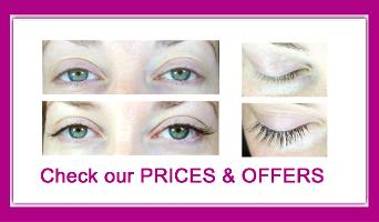 West London Lashes Mobile Eyelash Technician Fulham SW6