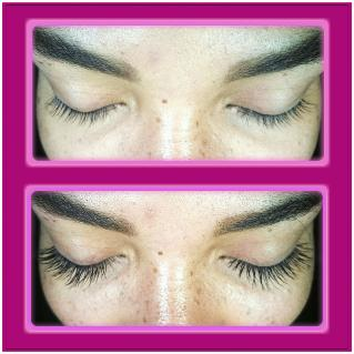 Individual Silk Lashes West London