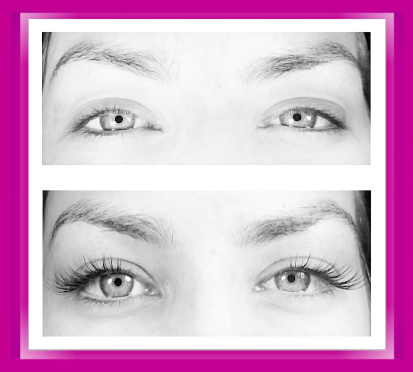 BEAUTIFUL EXTENSION WEST LONDON LASHES