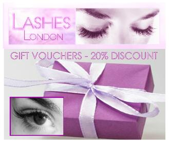 DISCOUNT LASH EXTENSION DEAL LASHES LONDON