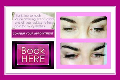 West London Lashes Ealing Individual extensions