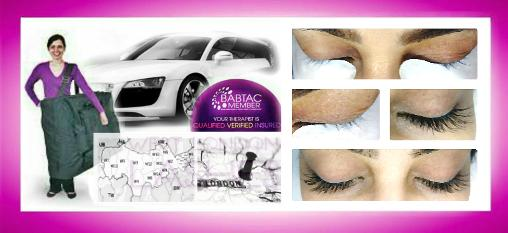 WEST LONDON LASHES MOBILE BEAUTY EXPERT