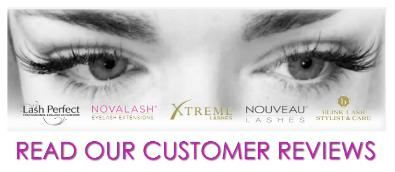 West London Lashes best individual extensions Reviews