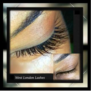 WEST LONDON LASHES individual extensions