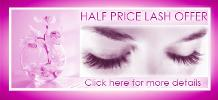 LASHES LONDON DISCOUNT 241 OFFER