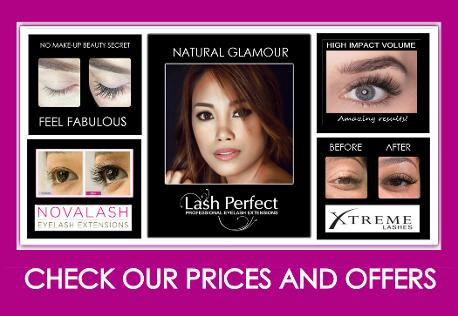 West London Lashes individual extensions Ealing