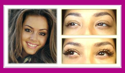 Best eyelash extension reviews West London