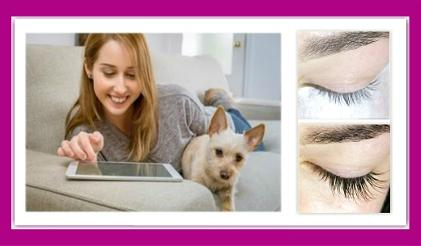 LASH EXTENSION REVIEWS LONDON