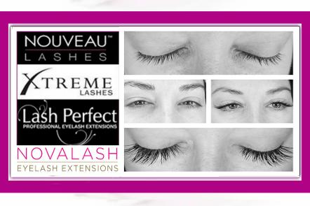 West London Lashes Beautiful Natural Extensions