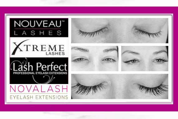WEST LONDON LASHES best individual extensions