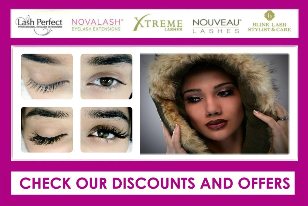 WEST LONDON LASHES - mobile eyelash extensions