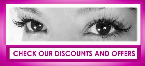 DISCOUNT LASHES LONDON