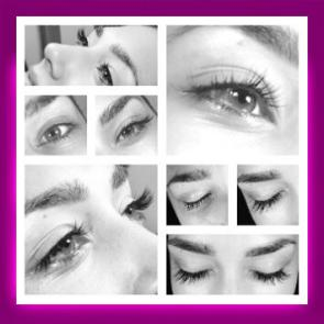 West London Lashes Volume extensions