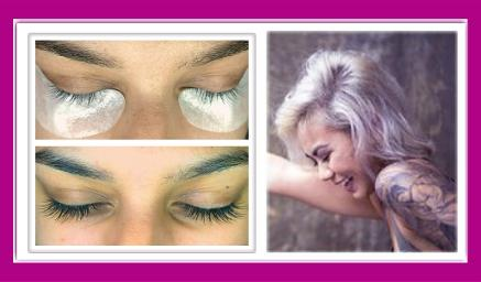 Review West London Lashes individual extensions