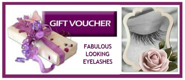 West London Lashes mobile beauty gift