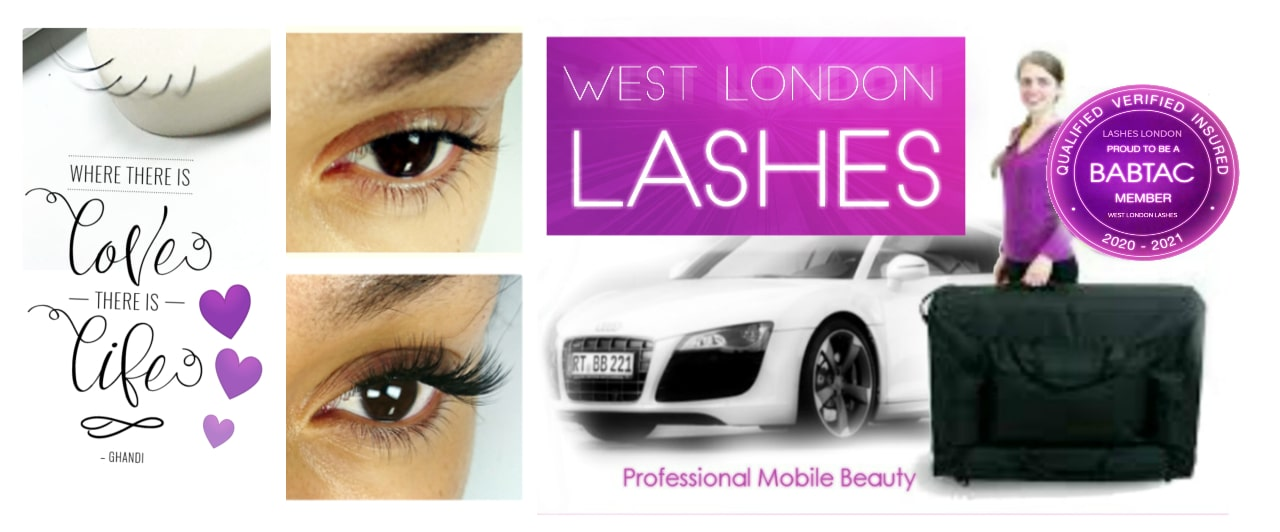 WEST LONDON LASHES INDIVIDUAL EYELASH EXTENSIONS